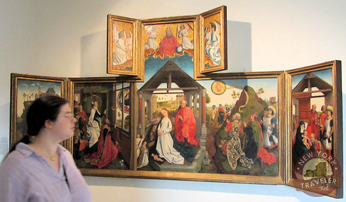 Polyptych nativity