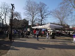 日, 2012-03-18 17:30 - Bohemian Hall & Beer Garden