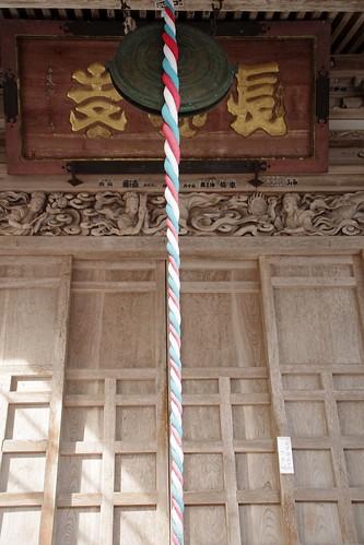 赤田の大仏 大仏殿 2