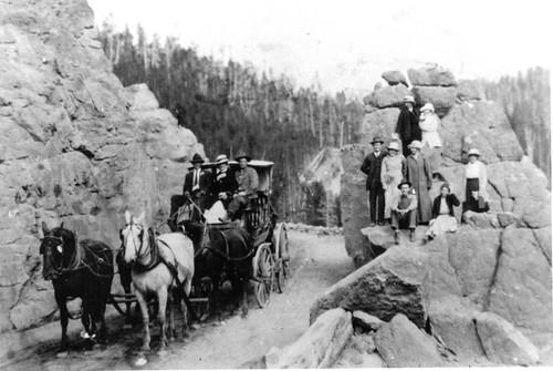 Stagecoach Team