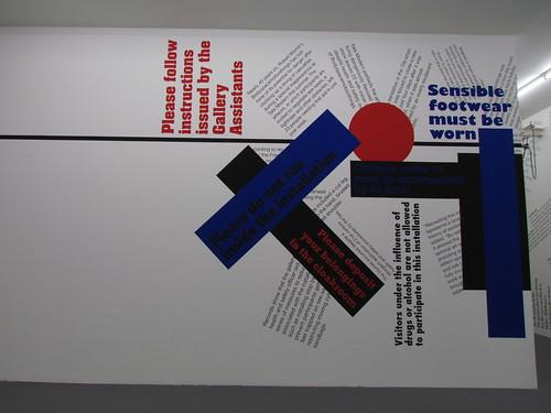 Angela Bulloch: Rules for an understanding of conceptual art