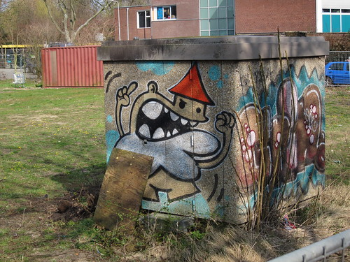 KBTR - The Utrecht Gnome