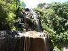 La cascade de 40m du Vivaggiu en Cagna