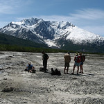 day #6 along the Alsek river