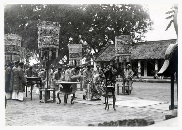 Cérémonie des grands Lays 1926