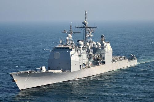 USS Shiloh (cg67)