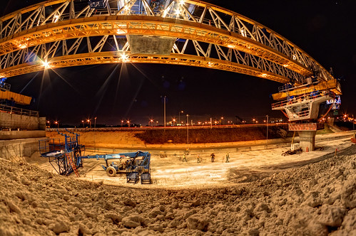 Night Construction II