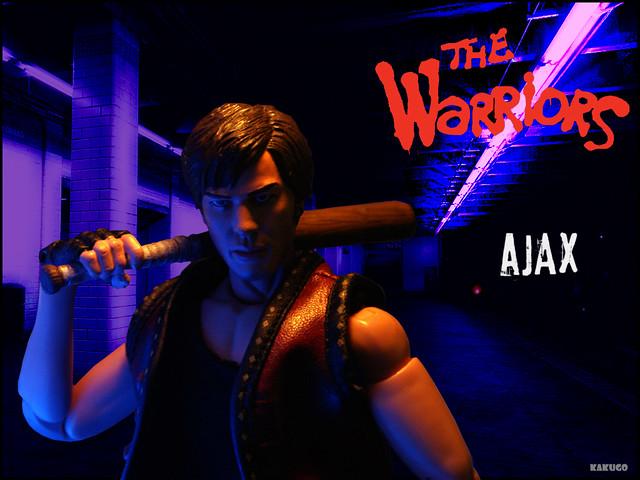 The Warriors - Ajax - Mezco 2008