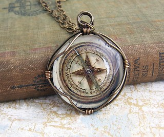 Compass Pendant