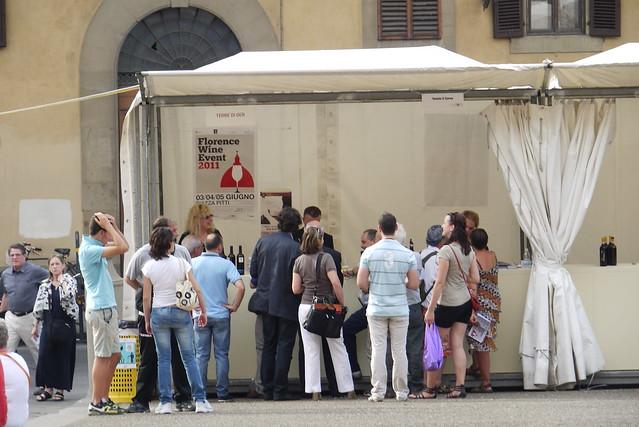 Firenze Wine Event 2011