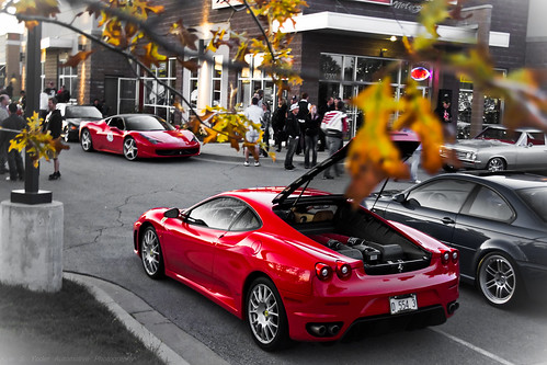 Ferraris of Fall