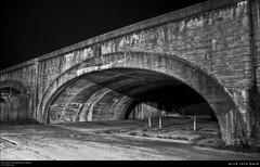 Arch Into Dark