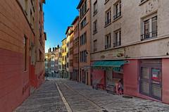 Lyon - Croix Rousse