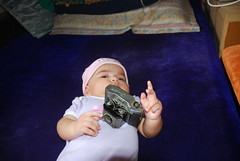I Am The New Photographer No 1 Nerjis Asif Shakir 3 Month Old by firoze shakir photographerno1