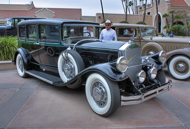 1929 Pierce Arrow 843 7-Passenger Limousine