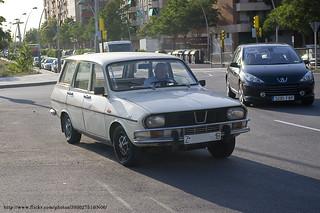 1973 Renault 12 Familiar