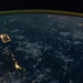Eastern Caribbean at Night (NASA, International Space Station, 10/18/11)