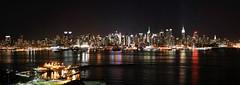 New York City - Manhattan Skyline from Hamilton Park 01