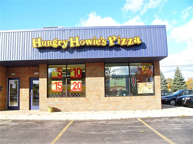 Hungry Howie 39 S Pizza Traverse City Michigan Taken For T Flickr Photo Sharing