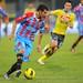 Calcio, Catania: Izco in gruppo