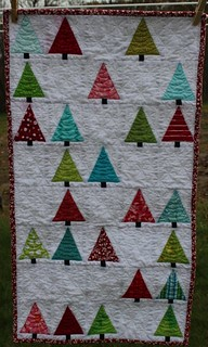 Little Forest Quilt Finished!