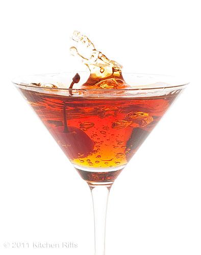 Kitchen riffs manhattan cocktail for Manhattan cocktail