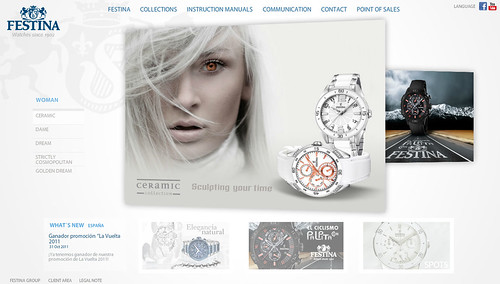 Festina Web