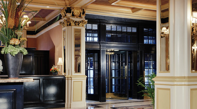 Lennox Hotel (Boston, Massachusetts, États-Unis)