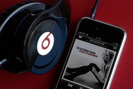 monster beats by dre iphone