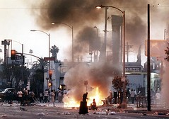 la riots 1992 by EricAllenBell