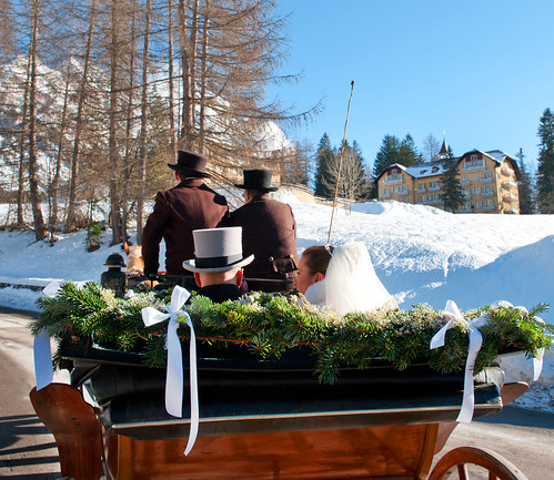 Getting married in Cortina (Stefano Zardini)