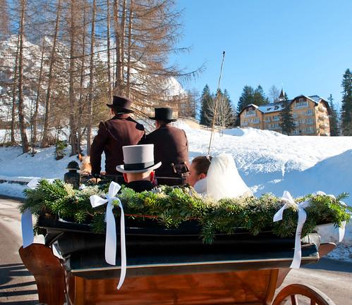 Getting married in Cortina (Stefano Zardini)