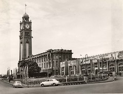 Central Railway Station, 1954