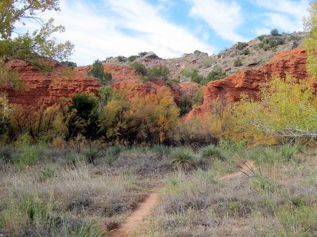 Palo Duro Canyon 3-20111112