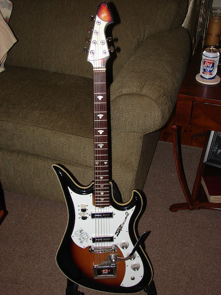 Photo:Teisco 1 By Mel Torment