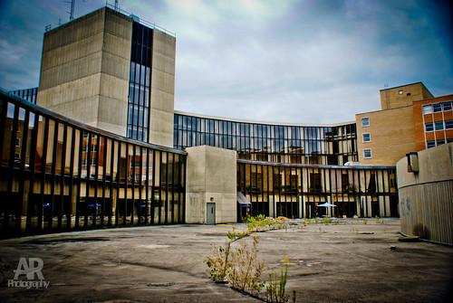 Old Reid Hospital