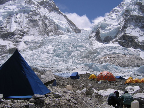 Everest Base Camp, Nepal (Credit: Andrew Murray)