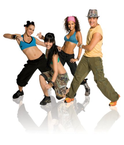 Zumba Fitness on DVD or Video Game