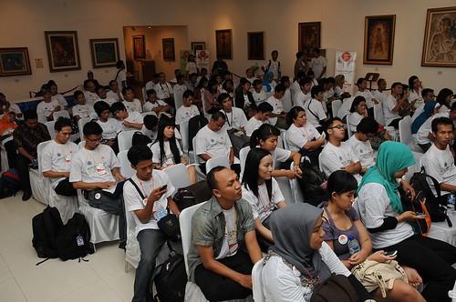 Deklarasi Asean Blogger Conference di Bali