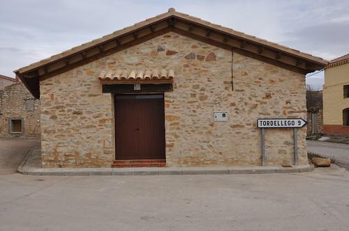 Exterior horno Anquela