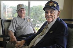 WWII Veterans at Reunion
