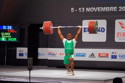 【WWC2011】 94kg Dグループの写真