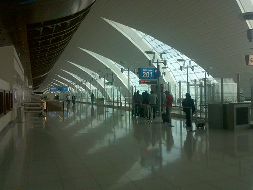 Second Level Boarding in Dubai