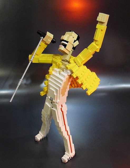"""Fried Chicken!"" - A tribute to Freddie Mercury"