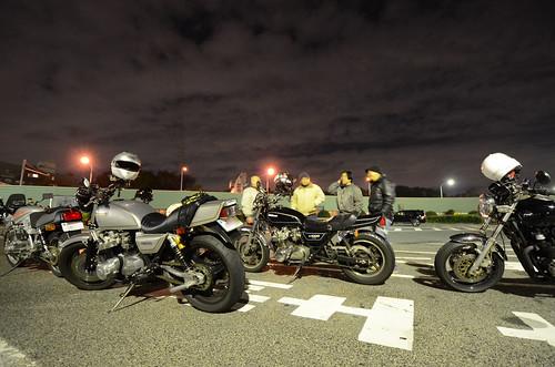 Kawasaki KZ in Hodogaya P.A. by go-dy