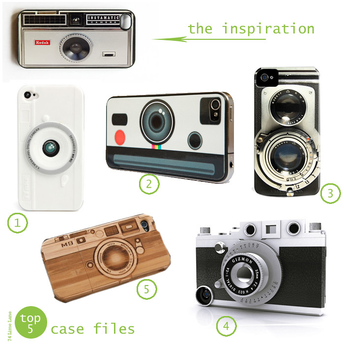 {top 5} case files ~ is it a phone, is it a camera