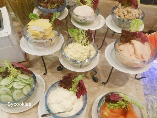 24.create your own sandwiches, tuna, chicken, turkey ham, cheese , egg