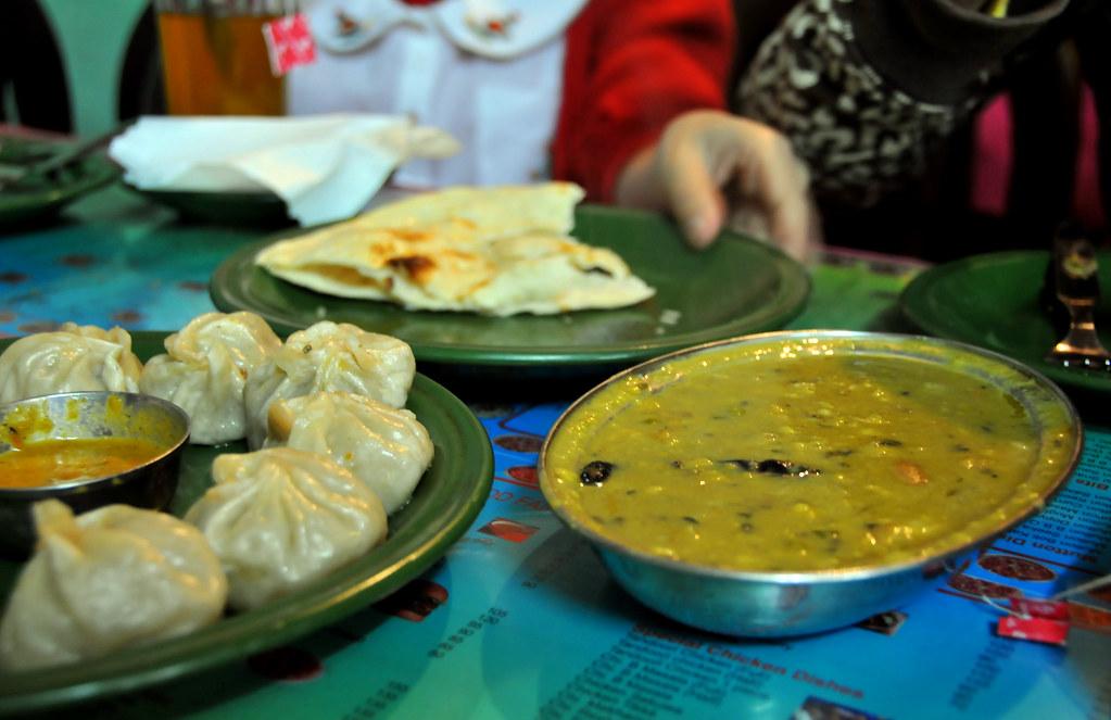 Dal (bean soup)....尼泊爾豆湯
