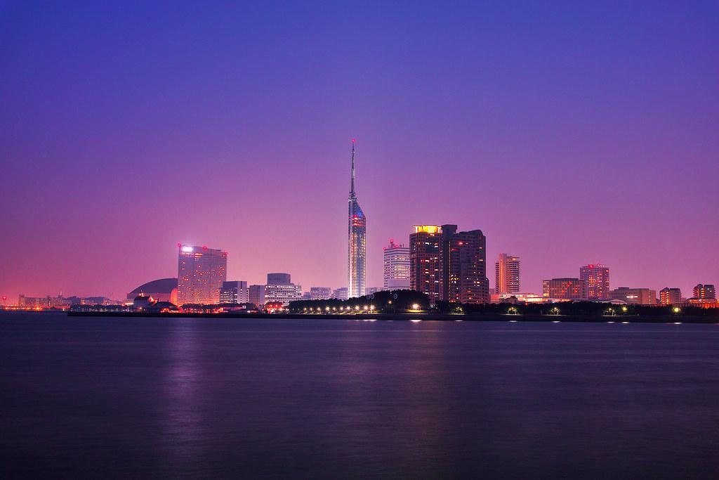 Fukuoka Bay Area