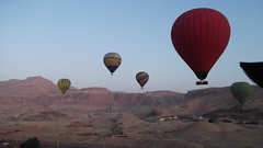 Take a Hot Air Balloon Ride over Luxor - Things to do in Luxor